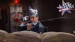 The Late Show Presents: Stephen Colbert's Tinfoil Hat