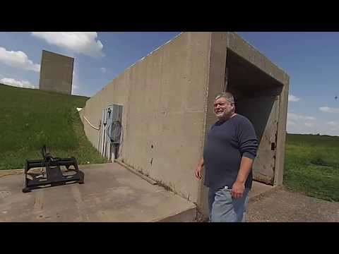 Underground Bunker for Sale Video 4: Updated tour of the Und