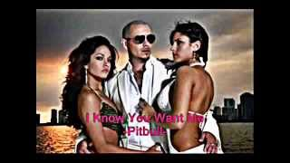 - Pitbull - I Know You Want Me - One Two Three Four Uno Dos Tres Cuatro