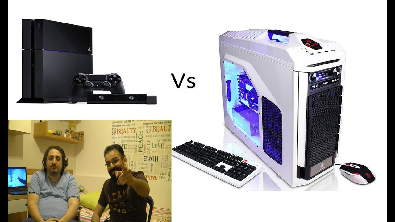 pc gaming vs console gaming Mobile vs console vs pc: battle of the gaming devices march 18, 2014 july 15, 2014 infinigeek for most gamers, the conflict has always been between pc and console gaming, but mobile gaming is quickly becoming a force to be reckoned with.