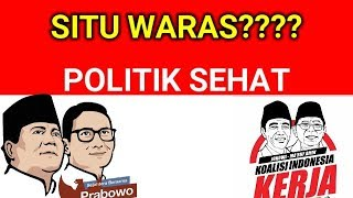 lagu politik sehat -  jokowi vs prabowo