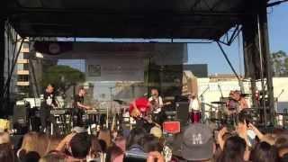 Sir Sly - Gold (Live at Make Music Pasadena 6/6/15)