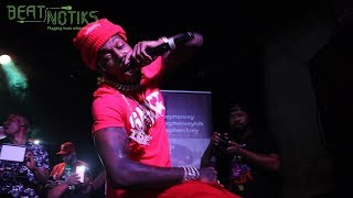 Sauce Walka EXCLUSIVE show performance in Dallas, TX