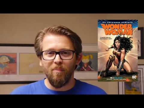 DC Weekly Graphic Novel Review: Wonder Woman Vol. 3 The Truth