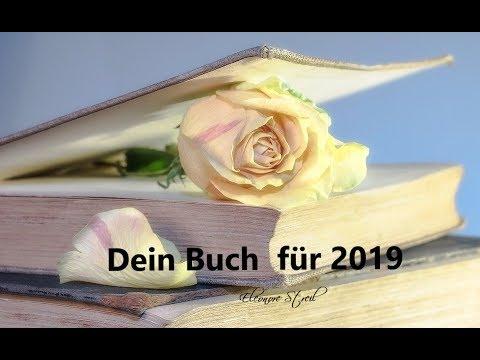 Das Buch DEINES Lebens für 2019!