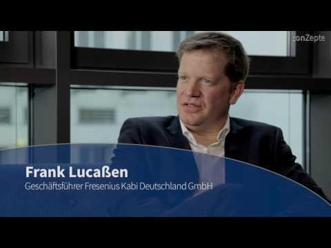 Frank Lucaßen, Geschäftsführer Fresenius Kabi GmbH