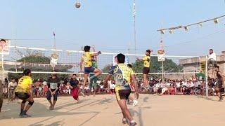 || N.E.R Gorakh pur VS Kotila Azamgarh || 1st Set || All Up Volleyball Tournament Azamgarh ||