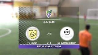 Обзор матча FC Bilux GC Barbershop R CUP Турнир по мини футболу в Киеве