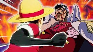 Luffy vs Akainu (Final Battle)「AMV」- One Piece