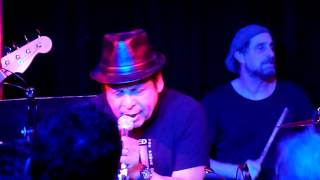 Lou Reed Crew - Feat. Garland Jeffreys - WAITING FOR MY MAN - Bowery Electric NY- March 2, 2017
