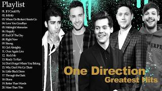 One Direction Greatest Hits Full Album - Best Songs So Hot Of One Direction - New Collection