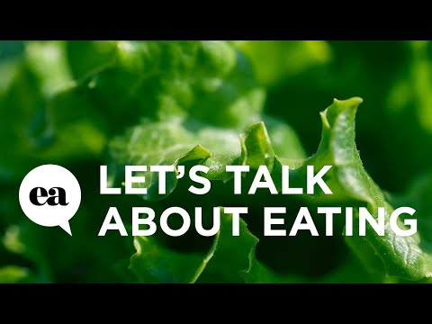 Let's Talk About Eating