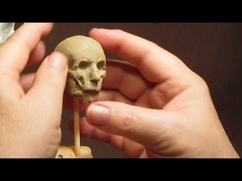 Sculpting With Lemon - Morning Joe - Creating his Face