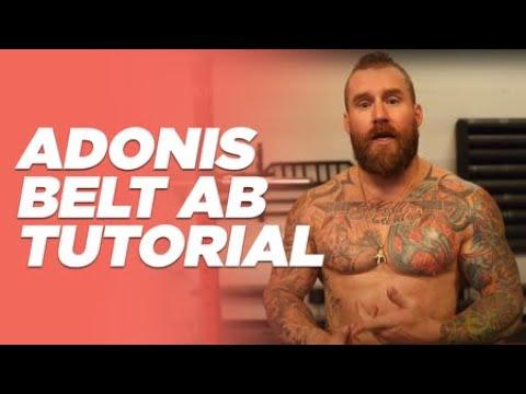 ADONIS BELT AB TUTORIAL thumbnail