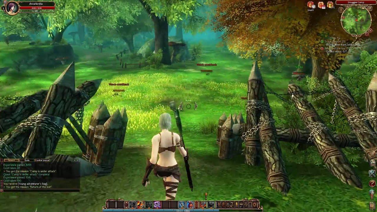 Sphere III [Enchanted World] Gameplay 4 - YouTube