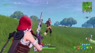 Fortnite-REALLY LOVE IS in the AIR S2