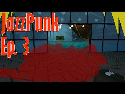 DISGUISED - Jazzpunk - #3