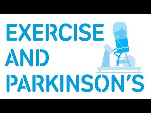Parkinson's exercise tips for mild symptoms