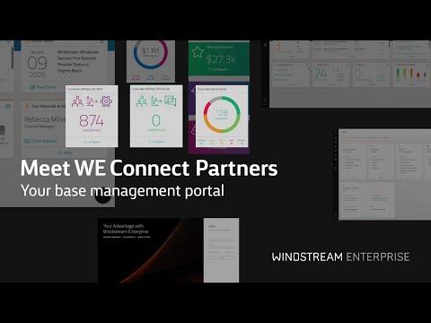 WE Connect Partners Portal