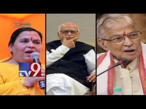 Babri Demolition case - What next for BJP ? - 30 Minutes - TV9