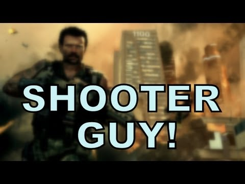 SHOOTER GUY! FPS Parody Song