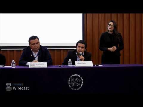 Sesión 1. Coloquio prevención violencia contra NNA.