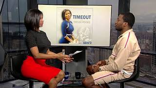 Timeout with Taylor Rooks - Rapper Meek Mill
