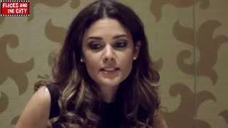 Constantine Comic Con Interview - Angelica Celaya