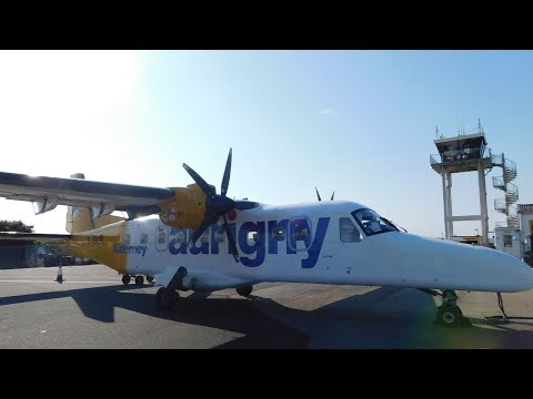 Dornier 228 - Guernsey to Alderney