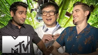 The LEGO Ninjago Cast Play Would You Rather? | MTV
