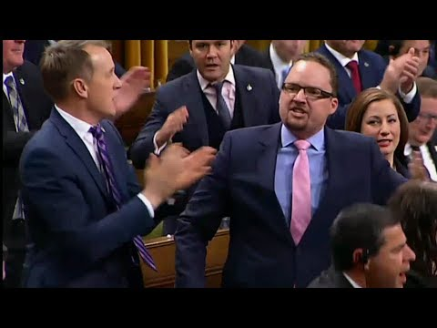 Conservative MP Completely Unleashes On Trudeau & Morneau