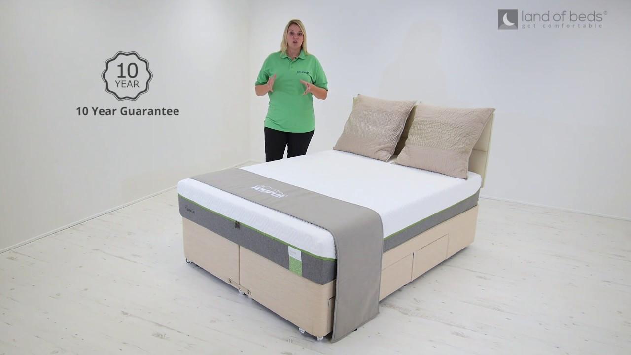 Ervaring Tempur Matras : Tempur hybrid elite mattress review youtube