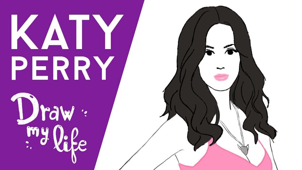 KATY PERRY - Draw My Life