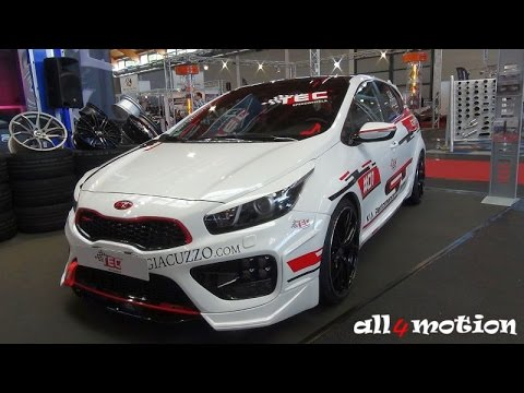 kia ceed kia performance gt series gia guzzo tuningworld. Black Bedroom Furniture Sets. Home Design Ideas