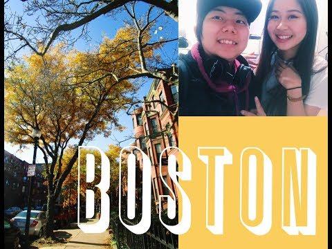 Boston Vlog バークリー音楽院生との1日