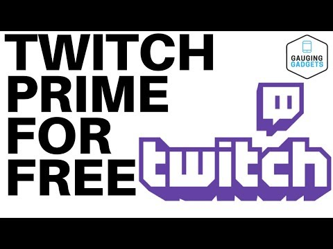 How To Get Twitch Prime For FREE - Twitch Tutorial - YouTube