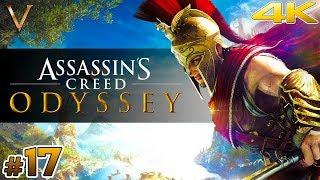SOJUSZ Z PIRATAMI! Assassin's Creed Odyssey PL (17) | Vertez | Zagrajmy w AC Odyseja 4K