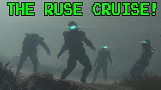 The Eerie MGSV Ruse Cruise...