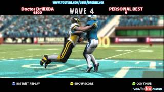 Backbreaker Vengeance Takedowns And Fails Montage HD 720p