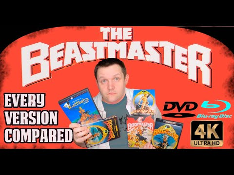 Download Vinegar Syndrome Ultra release of The Beastmaster. Should you buy it?