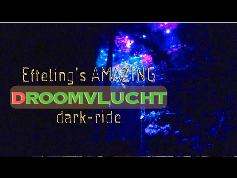 Droomvlucht (AMAZING dark-ride in Holland)