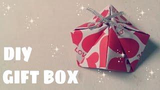 Handmade Gift Box - Origami Easy