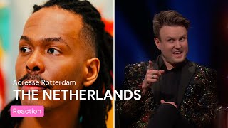 Norwegian TV about the Netherlands' Eurovision song | Jeangu Macrooy - Birth Of A New Age | 2021