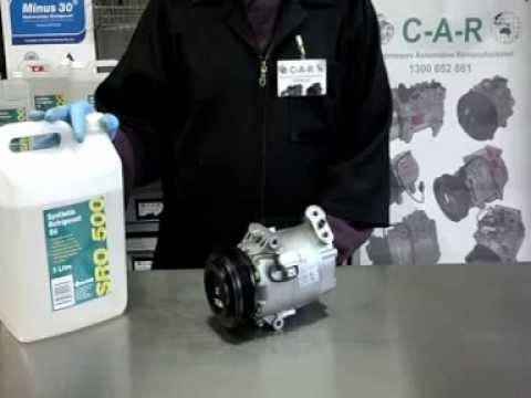 GM Astra TS - AH. Air Conditioning Compressor Failure - YouTube: opel astra air conditioning wiring diagram at negarled.com