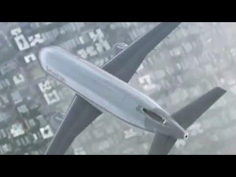 American Airlines Flight 587 - Crash Animation