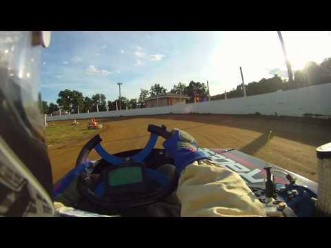 Briggs Jr snydersville raceway #8