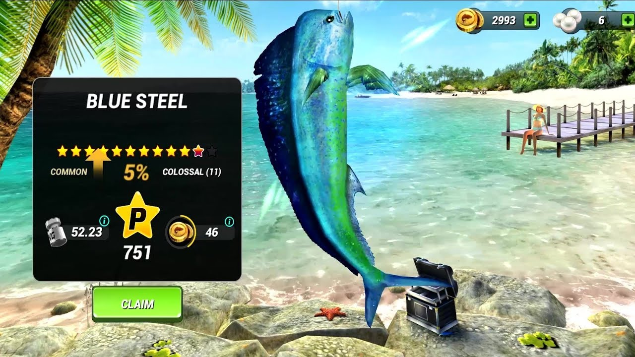 Fishing Clash: Catching Fish Game. Bass Hunting 3D Android Gameplay