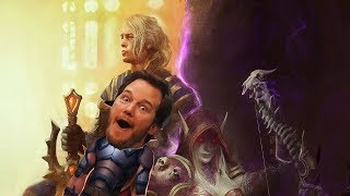World of Warcraft - Before the Storm! - Thoughts and stuff.