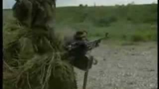 Спецназ ГРУ в действии(Небольшое видео про наши спецподразделения.Из найденного мной по данной тематике., 2008-11-17T00:47:43.000Z)