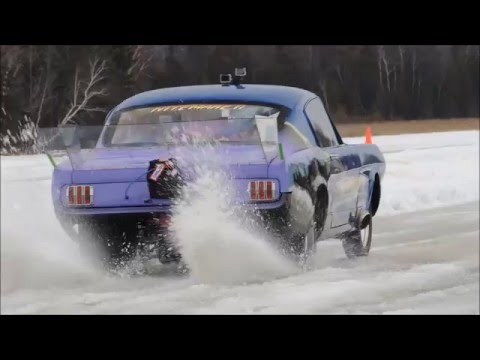 Merril Ice Drags Action